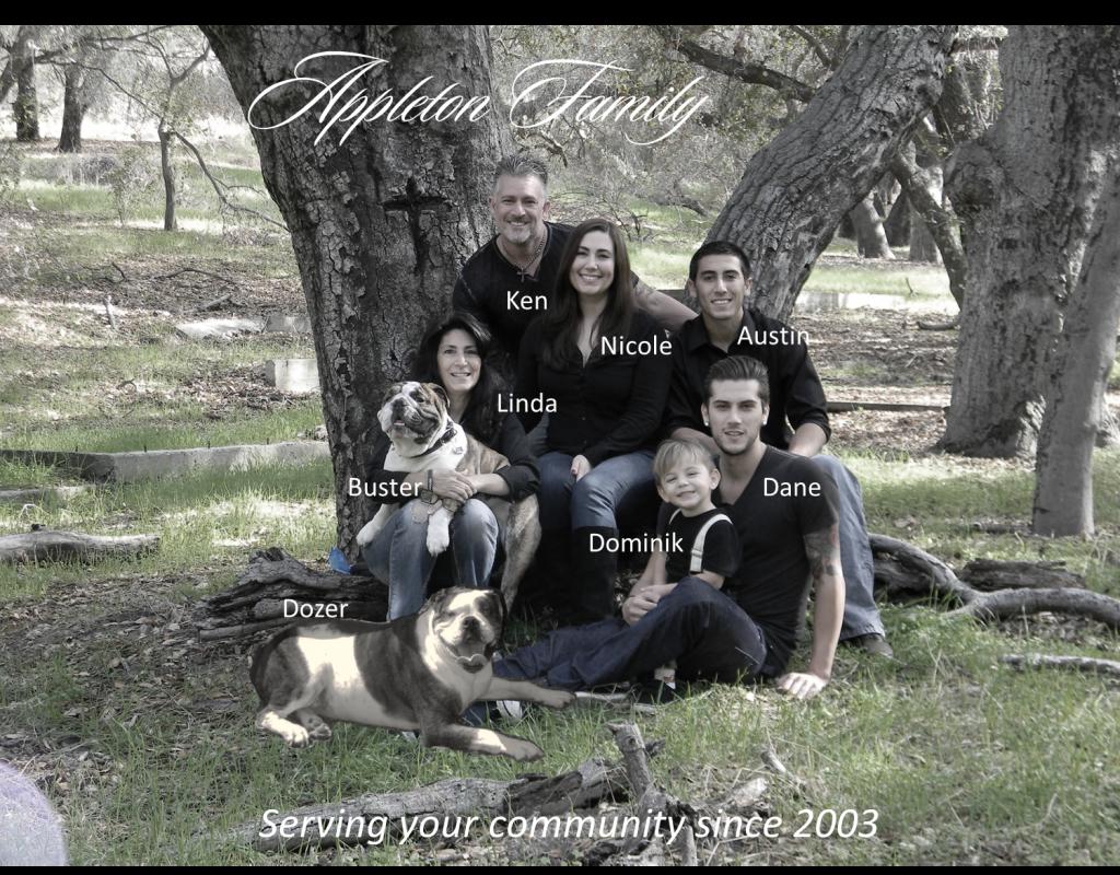 Appleton Family