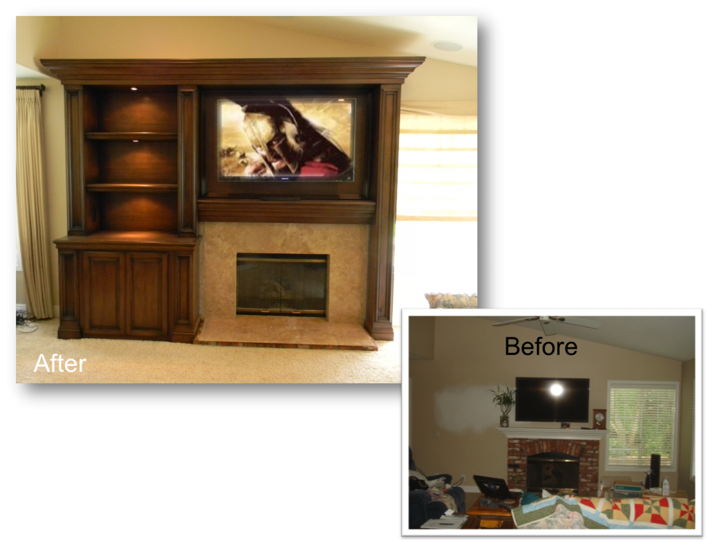 Project of appleton renovation