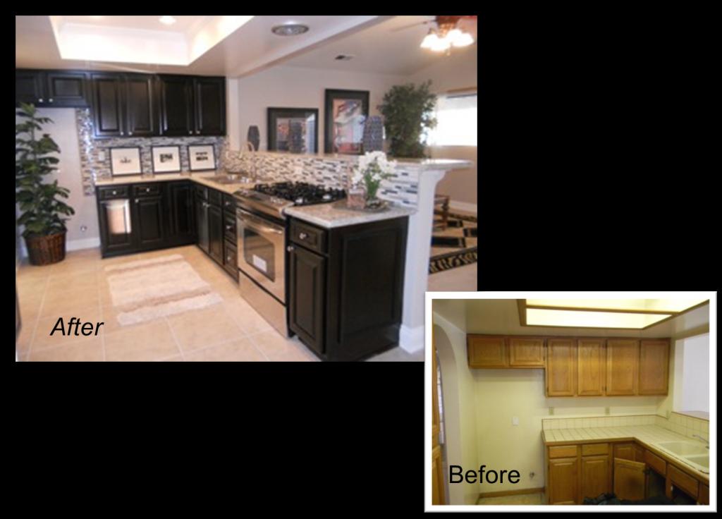 successful renovation