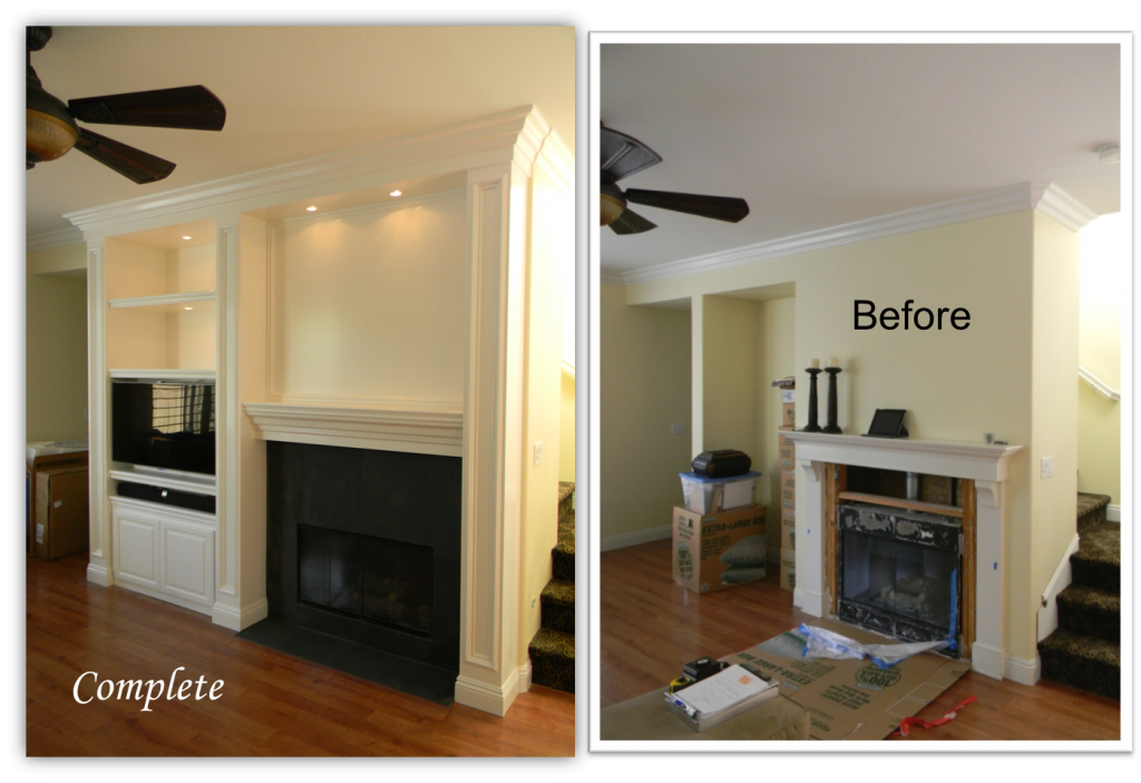 renovate our fireplace