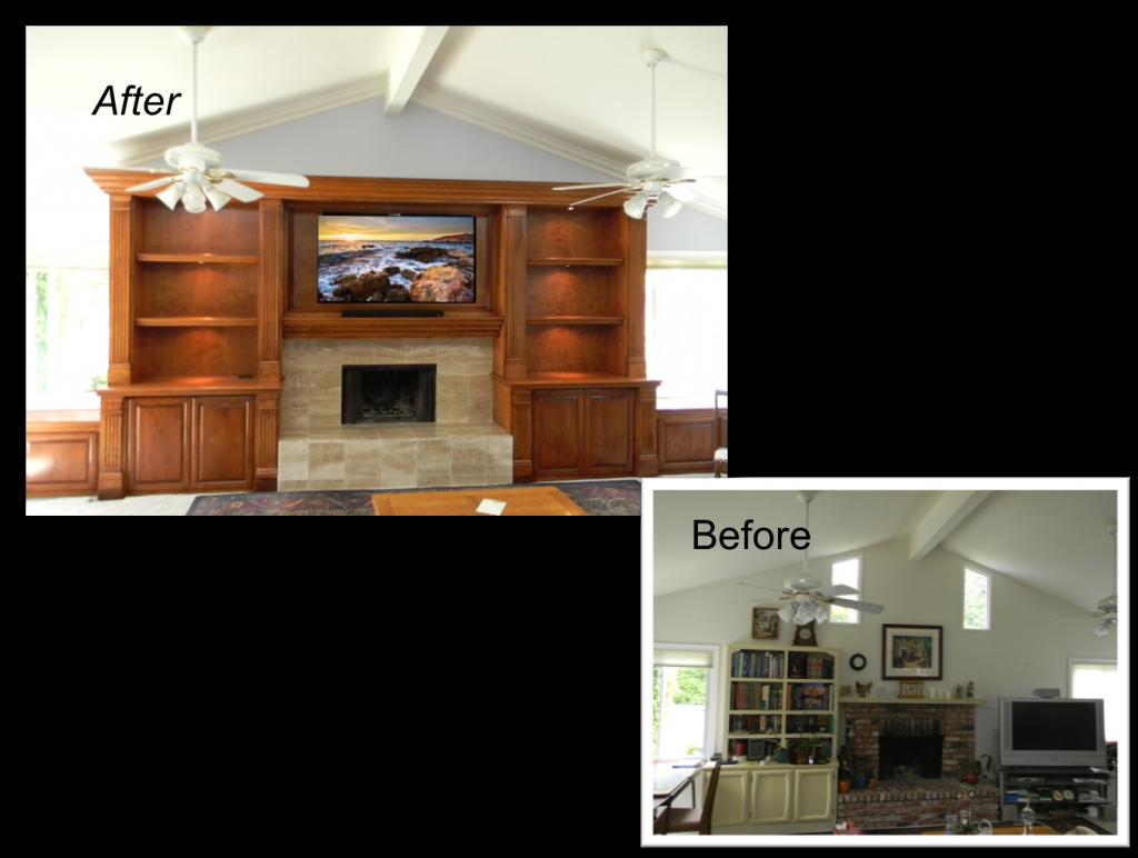 design home entertainment centers