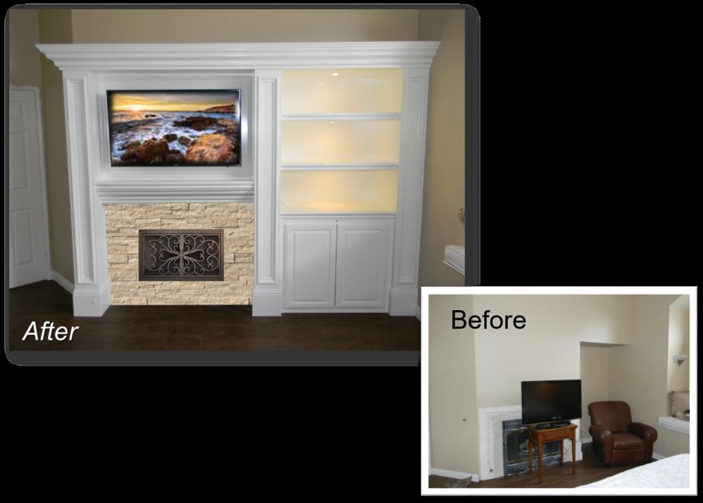 Custom Built-In June 27th, 2016 & Entertainment Centers by: www.AppletonRenovations.com (949) 887-6764 Sales@AppletonRenovations.com Custom Cabinets Orange County CA