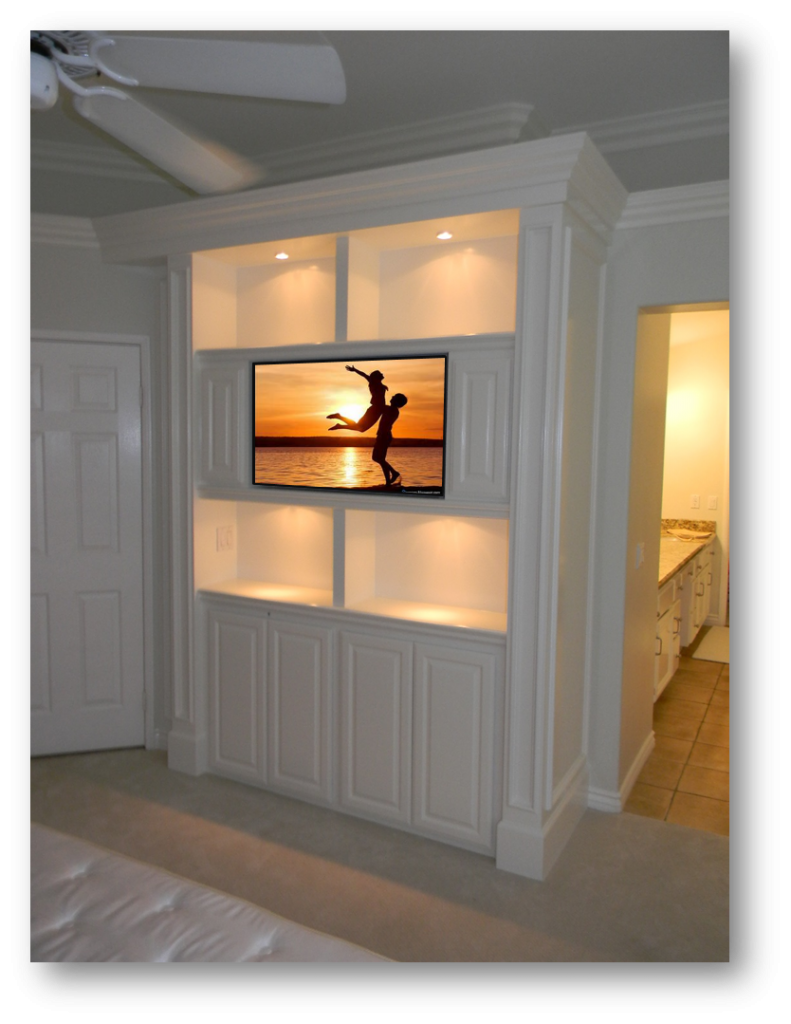 Custom Built-In Oct. 21st, 2016 & Entertainment Centers by: www.AppletonRenovations.com (949) 887-6764 Sales@AppletonRenovations.com Custom Cabinets Orange County CA