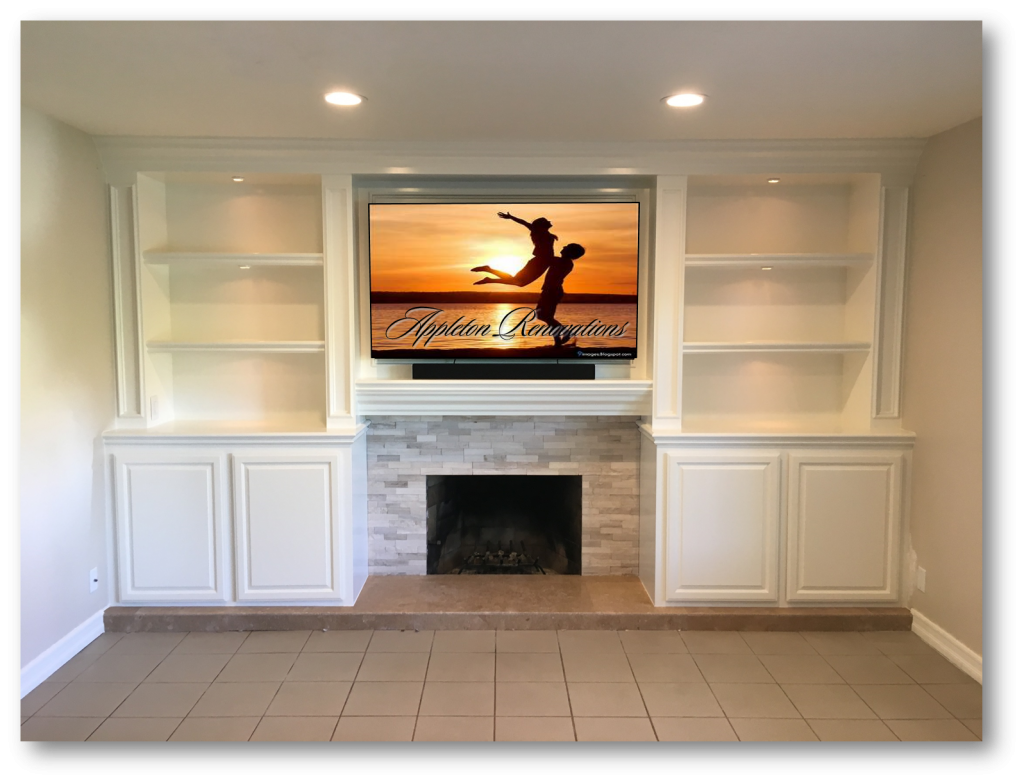 Custom Built-In November 11th, 2016 & Entertainment Centers by: www.AppletonRenovations.com (949) 887-6764 Sales@AppletonRenovations.com Custom Cabinets Orange County CA Custom Cabinets Orange county CA, built-ins, Home Theater, Entertainment Centers 5 Star Rating with Yelp & Angies List