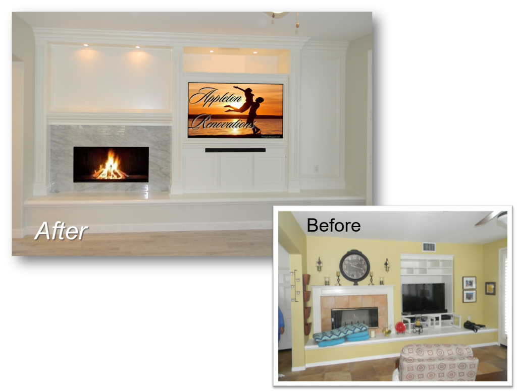 Custom Built-Ins - Entertainment Centers - Home Theater Solutions by: www.AppletonRenovations.com  (949) 887-6764 Sales@AppletonRenovations.com Custom Cabinets Orange County CA