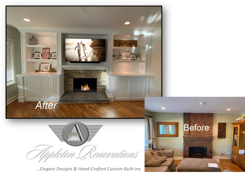 """#CustomBuiltIns  Custom Built-Ins - Entertainment Centers - Home Theater Solutions by: www.AppletonRenovations.com (949) 887-6764 Sales@AppletonRenovations.com Custom Cabinets Orange County CA Custom Built-Ins - Entertainment Centers - Home Theater Solutions by: www.AppletonRenovations.com (949) 887-6764 Sales@AppletonRenovations.com Custom Cabinets Orange County CAHave an old outdated Entertainment Center area?  Wouldn't it be nice to have a model like home, a place where you now can invite family and friends over for diner & a movie on your new 4K S-UHDTV…? We can make this a reality in a few days…  Custom Built-Ins - Entertainment Centers - Home Theater Solutions by: www.AppletonRenovations.com (949) 887-6764 Sales@AppletonRenovations.com Custom Cabinets Orange County CA Custom Built-Ins - Entertainment Centers - Home Theater Solutions by: www.AppletonRenovations.com (949) 887-6764 Sales@AppletonRenovations.com Custom Cabinets Orange County CA    I am Ken Appleton a local small family run business owner and I have designed and fulfilled thousands of customers dreams. I would love to provide you a FREE Design Consultation..  To qualify simply email me a picture of your area with a brief description and I would be happy to send over some ideas.  EMAIL: Ken@AppletonRenovations.com  Financing Now Available! Your Transformation could cost as little as $ 99 Per Month!!!!!!    Thank you for the opportunity to serve you,  Sincerely, Ken Appleton  Local Project of the week below – December 13th, 2019  This Custom Built-In Project is 12'w x 9'h with a 65"""" Ultra 8K HDTV & Theater Solution."""